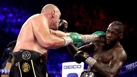 Tyson Fury camp confirms Deontay Wilder has activated ...