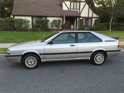 amazing 1985 audi gt coupe for sale in covina california united states