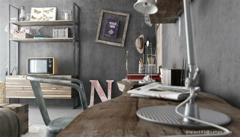 industrial home interior design industrial bedrooms interior design home design