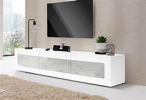 Lowboard 200 Cm : tecnos lowboard breite 200 cm 3 klappen online kaufen otto ~ Yasmunasinghe.com Haus und Dekorationen