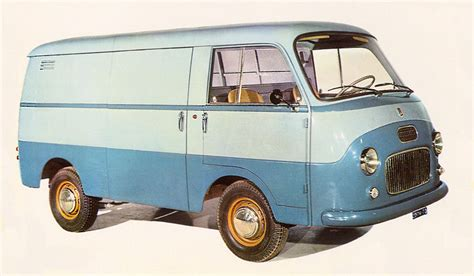 Fiat Dictionary by 1958 Fiat 1100t Autobus