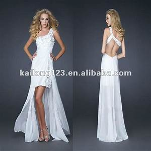 one shoulder 3d flowers beaded short sheath skirt with With short flowy wedding dresses