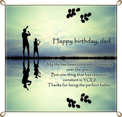 Happy Birthday Dad Heaven Quotes