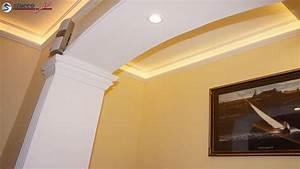 Profilleisten Für Indirekte Beleuchtung : indirekte deckenbeleuchtung stuckleisten aus styropor ~ Sanjose-hotels-ca.com Haus und Dekorationen