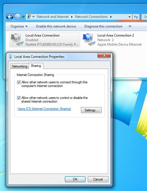 how to connect iphone iphone connecting to using windows pc s network