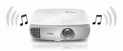 Projector Benq W1110 3d Dlp Projectors Theater
