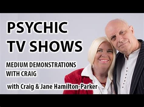 Psychic Tv Shows Best British Tv Psychics Ever! Youtube