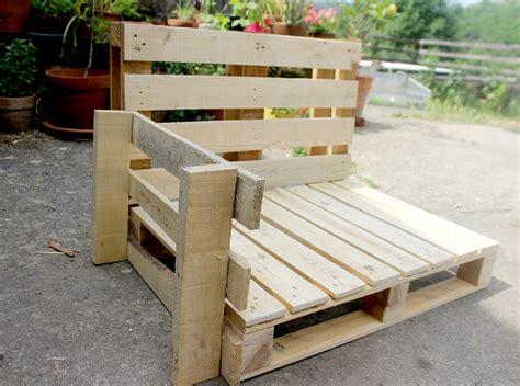 meuble palette bois diy fauteuil outdoor et oui c est possible woodhappen