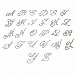 diamond glitter letter initial stickers 2 1 4 inch by With diamond letter stickers