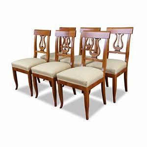 Stühle Aus Holz : 6 st hle f rs esszimmer bei stilwohnen kaufen ~ Lateststills.com Haus und Dekorationen