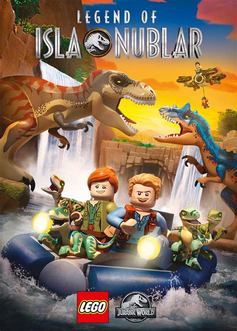 LEGO Jurassic World: Legend of Isla Nublar   Brickipedia ...