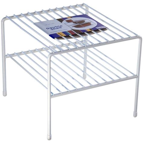 kitchen cabinet shelving racks double wire shelf in cabinet shelves