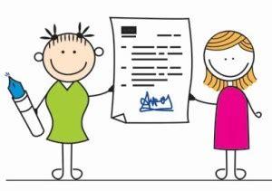 vertrag zwischen au pair und gastfamilie