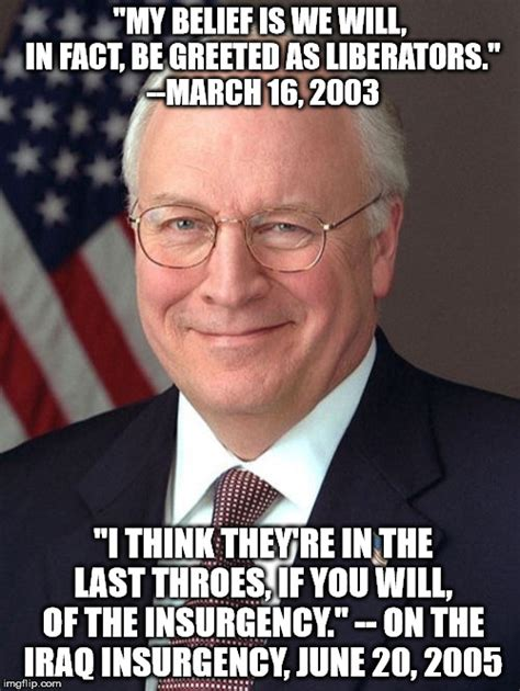 Dick Cheney Memes - dick cheney meme imgflip