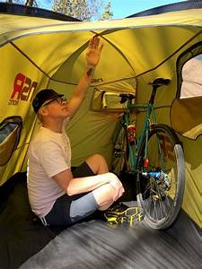 Where Light Glasses Review Sleep With Your Bike In This Roomy Cycling Tent Review