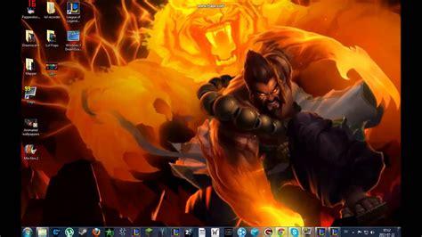 Spirit Guard Udyr Animated Wallpaper - spirit guard udyr animated desktop wallpaper