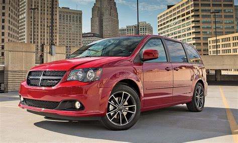 Dodge Caravan's End Appears To Be 2019, Says Unifor Memo