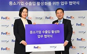 Fedex Offers Discount Shipping To Support Korean Startups
