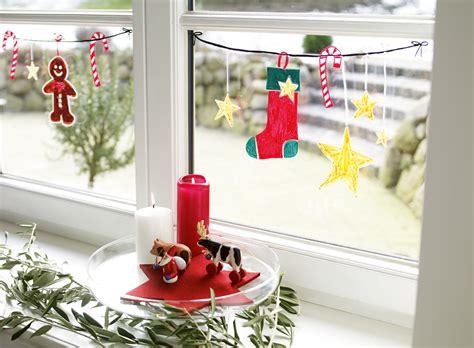 Fenster Bemalen Weihnachten