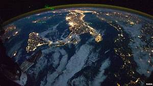 Space Station Cupola Night - Pics about space