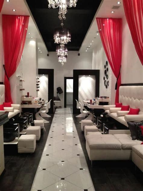 best 25 nail salon decor ideas on pinterest beauty