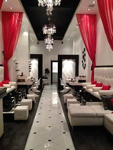 Decorating Ideas Nail Salon Interior Design : InteriorHD ...