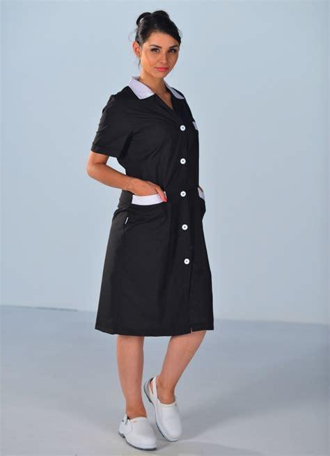 blouse femme de chambre hotellerie blouse de travail pour femme blouses femme de chambre