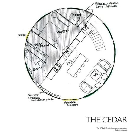 floor plans for yurts yurt floor plans yurt inspiration pinterest the loft house plans and sewing