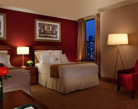 New York City Bedroom Ideas by Luxury New York City Accommodations The Roosevelt Hotel Nyc