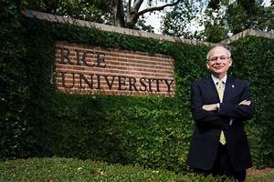 As Rice turns 100, president discusses its challenges ...
