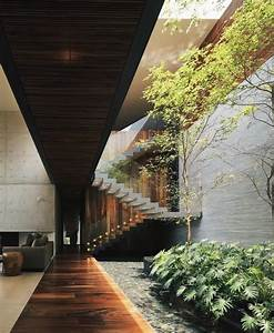 12, Modern, Houses, With, Interior, Courtyards