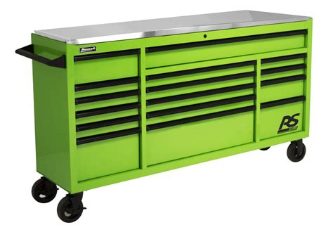 roller cabinet  stainless steel top rs pro