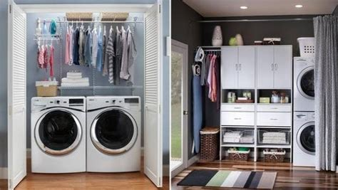 clever ways  conceal  laundry stuffconz