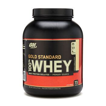 Optimum Nutrition Gold Standard 100% Whey™ - French
