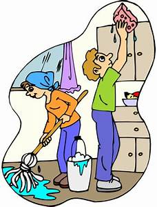 Cleaning students clean up room clipart kid - Cliparting.com
