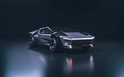 Tesla Cybertruck 4k Reimagined Wallpapers Khyzyl Saleem