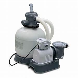Filtre A Piscine Intex : filtre sable intex pompe et filtre filtration ~ Dailycaller-alerts.com Idées de Décoration