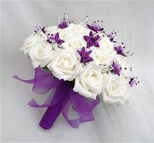 Wedding Bouquets please post your purple bouqets - Weddingbee