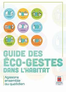 Calam U00e9o - Guide Des  U00e9co-gestes Dans L U0026 39 Habitat