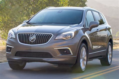 Used Buick Suvs For Sale by Used 2017 Buick Envision Suv Pricing For Sale Edmunds
