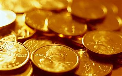 Gold Coins Background Wallpapers Coin Wallpapersafari