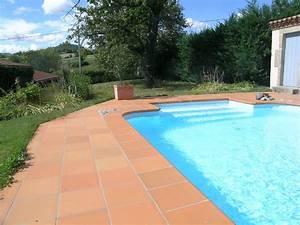Carrelage Terrasse Piscine : terre cuite c ramiques du beaujolais fa ences et terre ~ Premium-room.com Idées de Décoration