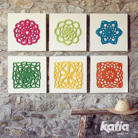decoracion hogar crochet si la primavera toca tu puerta 161 d 233 jala entrar a tu hogar
