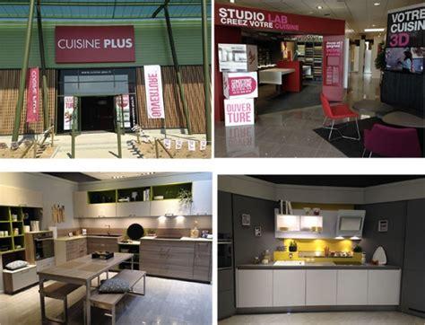 franchise cuisine plus cuisine plus ouverture nouveau magasin à barentin rouen