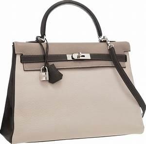 Hermes Taschen Kelly Bag : hermes special order 35cm gris tourterelle graphite craie clemence leather retourne kelly bag ~ Buech-reservation.com Haus und Dekorationen