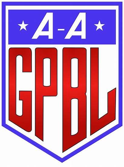 Baseball League American Professional Svg Team Aagpbl