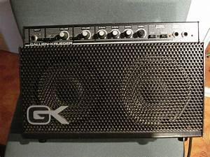 250ml - Gallien Krueger 250ml