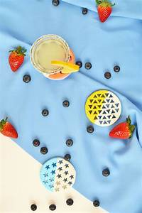 Sodawasser Selber Machen : tolle diy untersetzer die von der technik des laserschneidens inspiriert sind ~ Orissabook.com Haus und Dekorationen