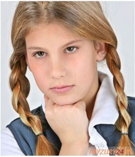 modne fryzury mlodziezowe