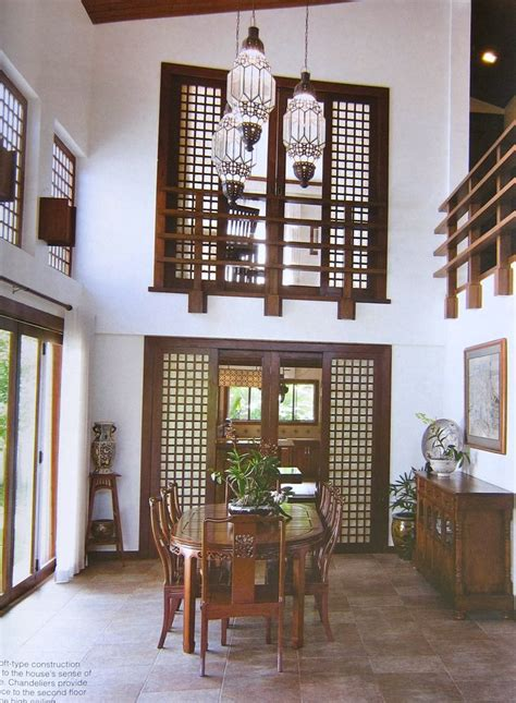 bahay kubo interior exterior images  pinterest
